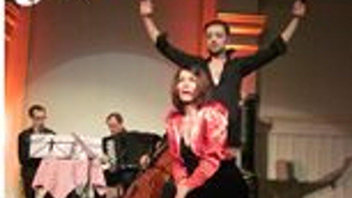 Marie Galante - en operacabaret