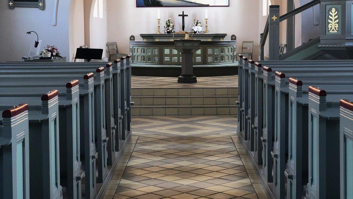 Gudstjeneste kl. 10:30 i Gudumholm Kirke