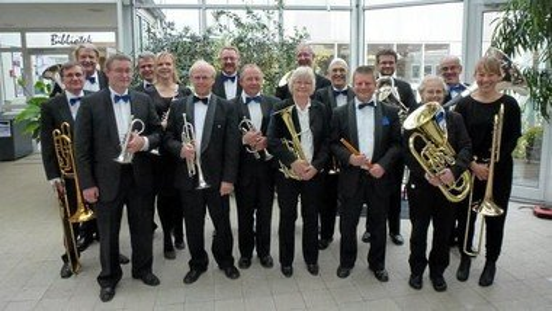 Koncert med Fredensborg Brass Ensemble
