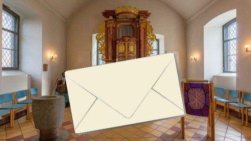 Gottesdienstbrief für ZUHAUSE der Kirchengemeinde Alt-Wittenau