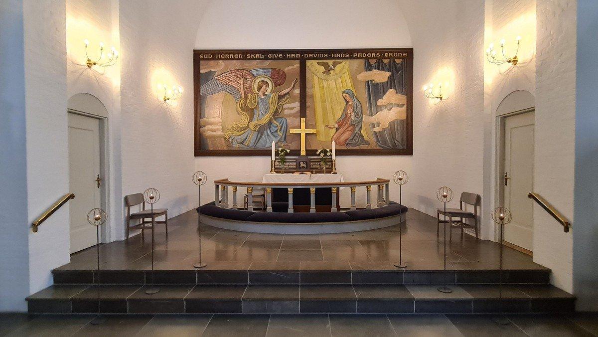 Gudstjeneste - 3. s. efter påske