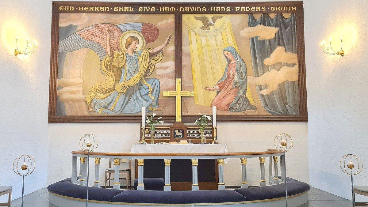 Gudstjeneste - Trinitatis