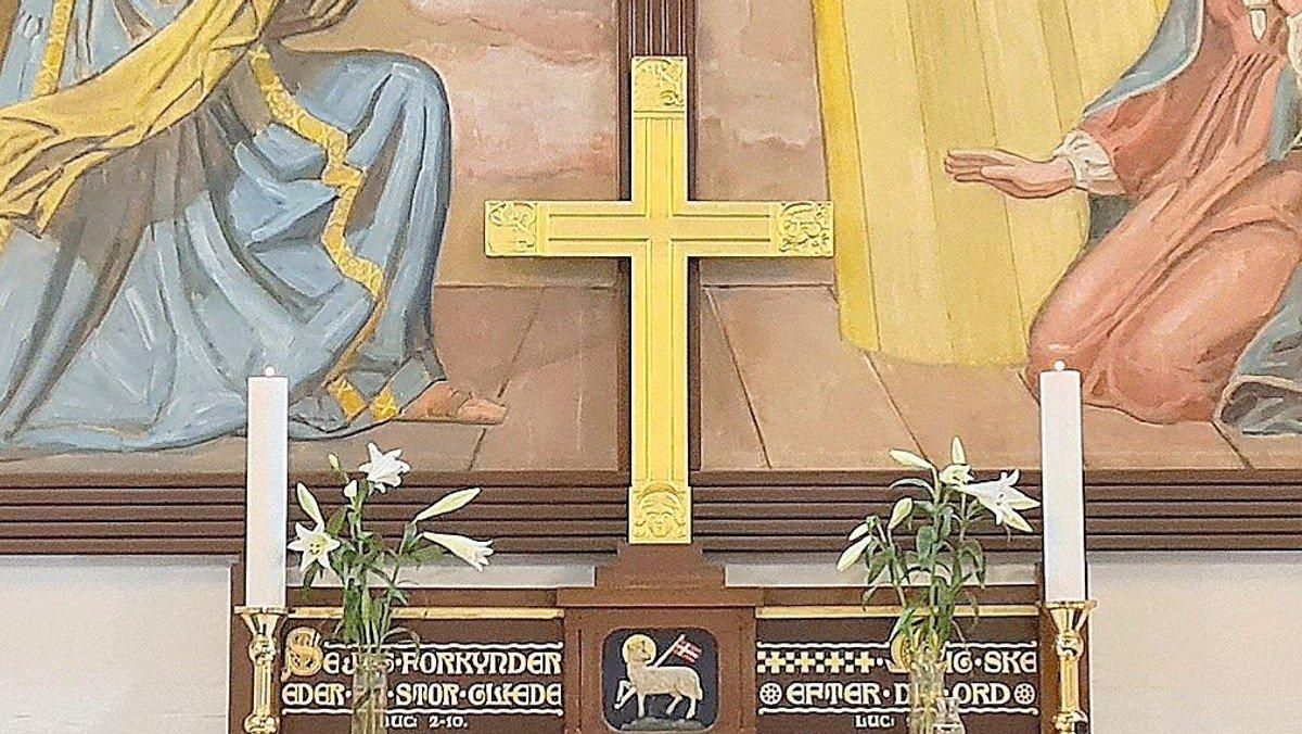 Gudstjeneste - 10.  sø. e. Trinitatis