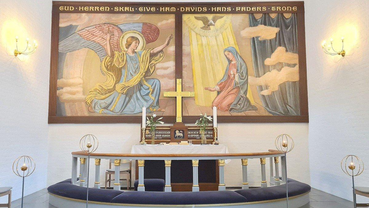 Gudstjeneste - 18. s. efter Trinitatis