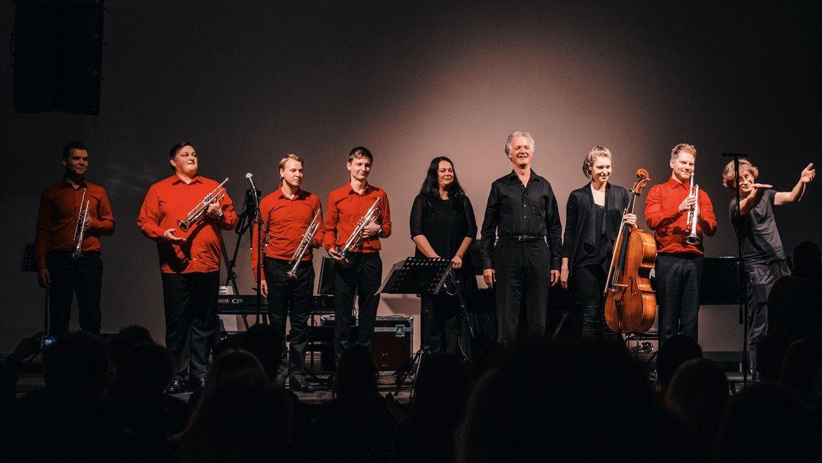 Koncert: LENsemble – 5 trompeter i et kirkerum