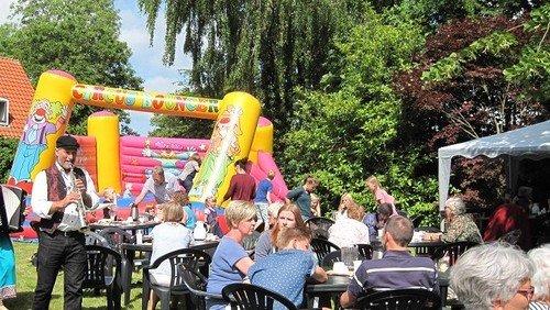 Sommerfest i Nørre Snede
