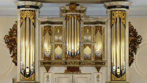 Norddeutsche Orgelklänge in Preußen