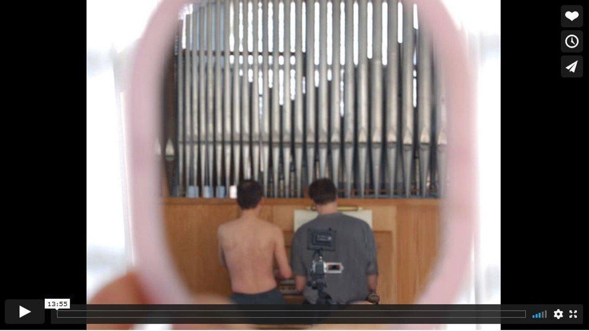 """Orgelband DIGITAL: """"CRYING CAGE – ZUM WEINEN SCHÖN"""" Klang-Körper - eine Begegnung."""