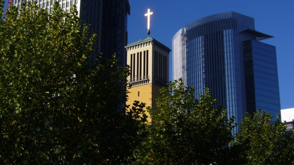 Himmelfahrtsgottesdienst mit den Ökumenischen Gastgemeinden