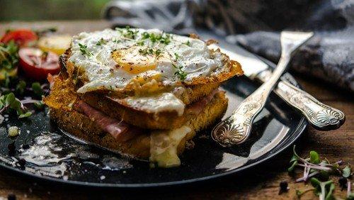 Frühstück für Senioren