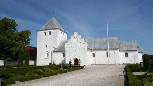 Gudstjeneste Estruplund Kirke - 2. s. e. påske