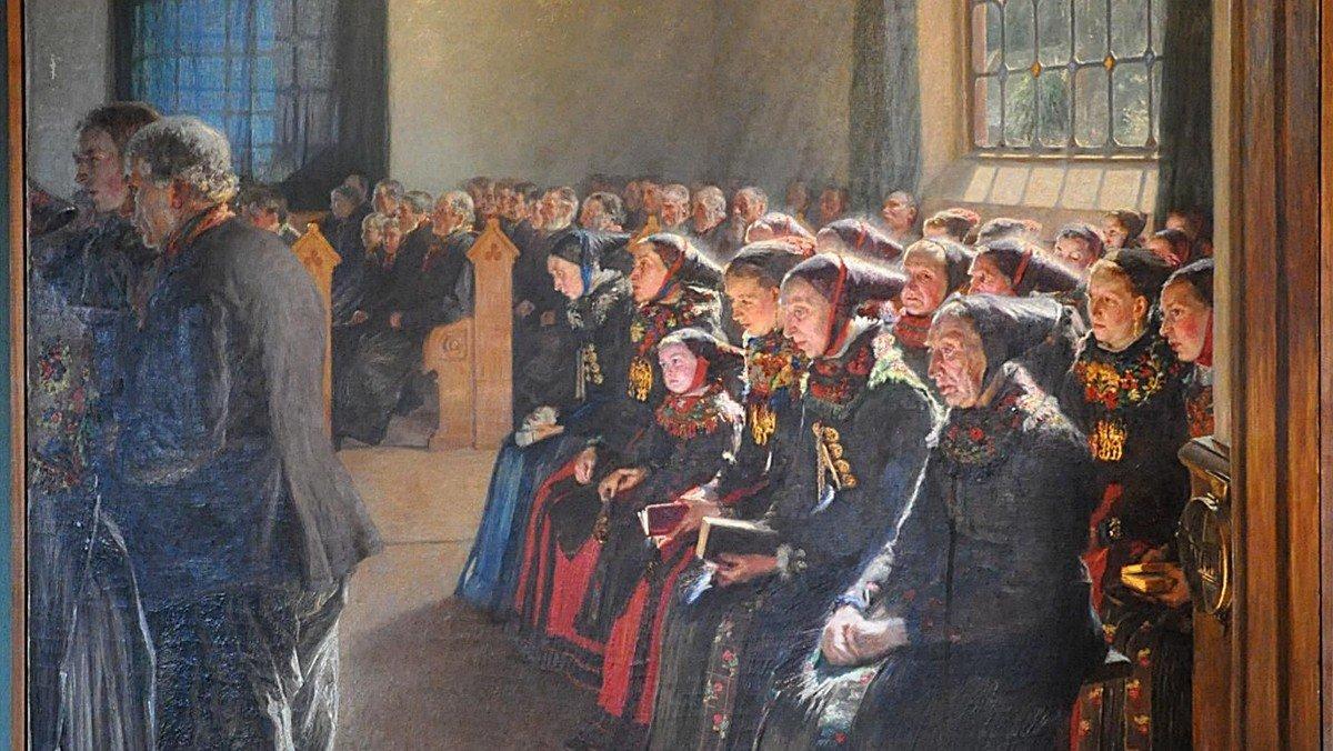 Offentligt menighedsrådsmøde