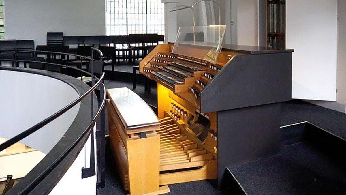 Vortrag mit Orgelführung