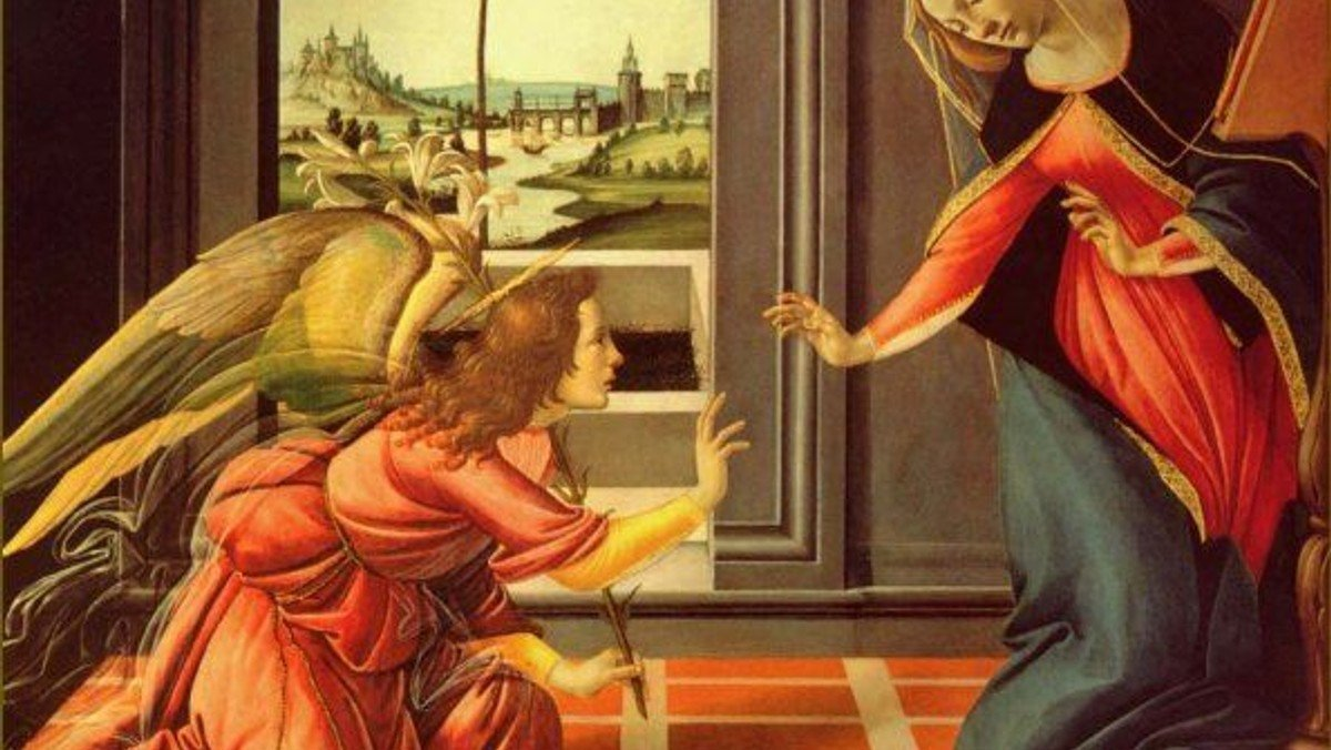 Mariæ bebudelsesdag