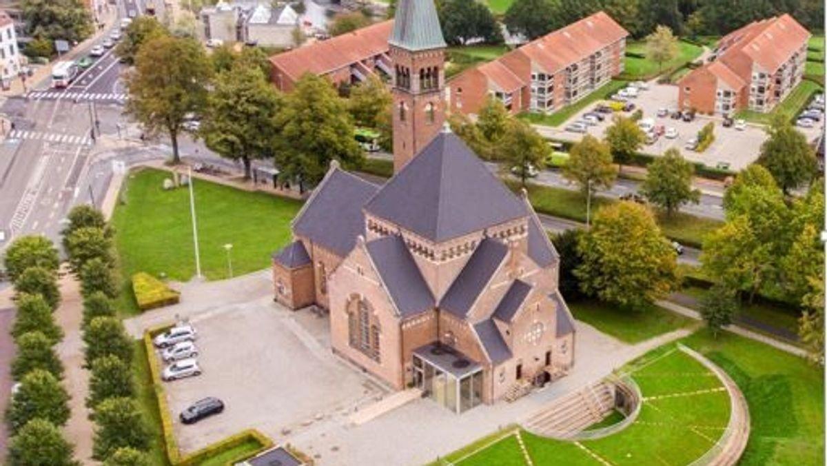 Konfirmation i Ansgars kirke