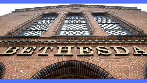 Indre Missions årsmøde i Bethesda