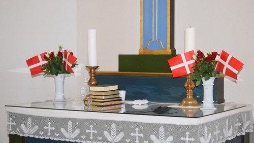 Gudstjeneste for Danmarks Befrielse
