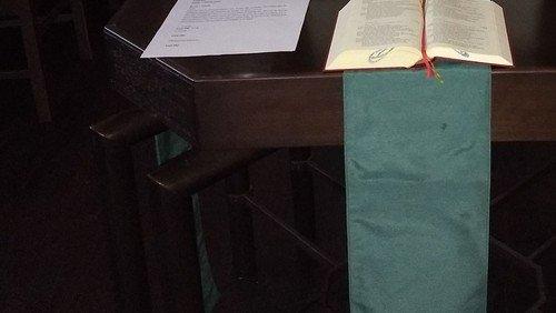 Gottesdienst zum Pfingstsonntag mit Pastorin Nehmzow
