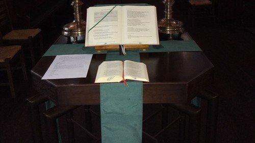 Gottesdienst zum Pfingstmontag mit Pastor Baltrock