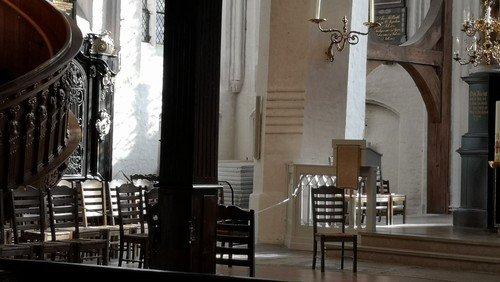 Gottesdienst mit Pastor Thomas Baltrock