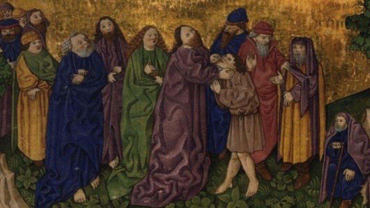 Gudtjeneste uden nadver - 3. søndag i fasten
