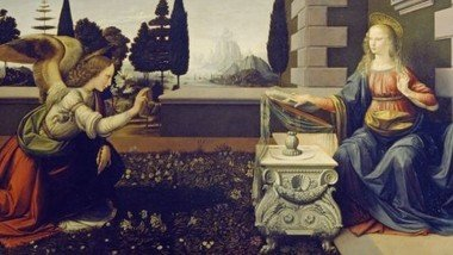 Højmesse - Mariæ Bebudelsesdag
