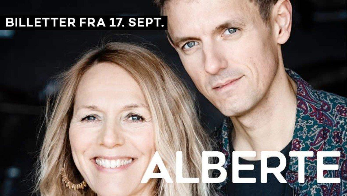 Koncert med Alberte Winding