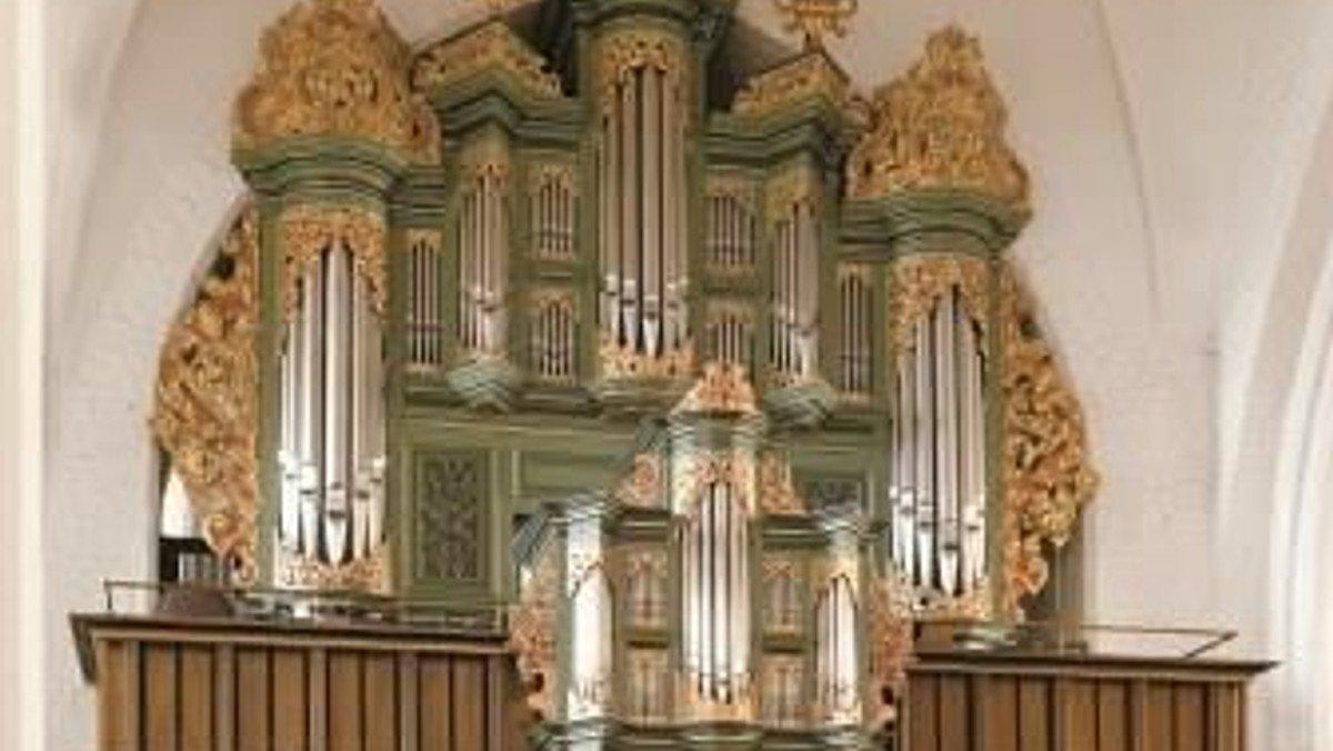 Kleiner Orgelsommer in St. Marien