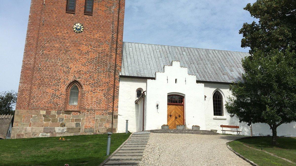 Gudstjeneste i Torup Kirke ved Karen Schroll-Fleischer, 2. pinsedag, Johannesevangeliet kapitel 3, vers16-21