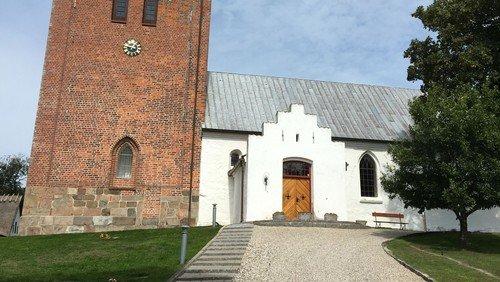 Gudstjeneste i Torup Kirke - 2. pinsedag - Joh. 3, 16-21