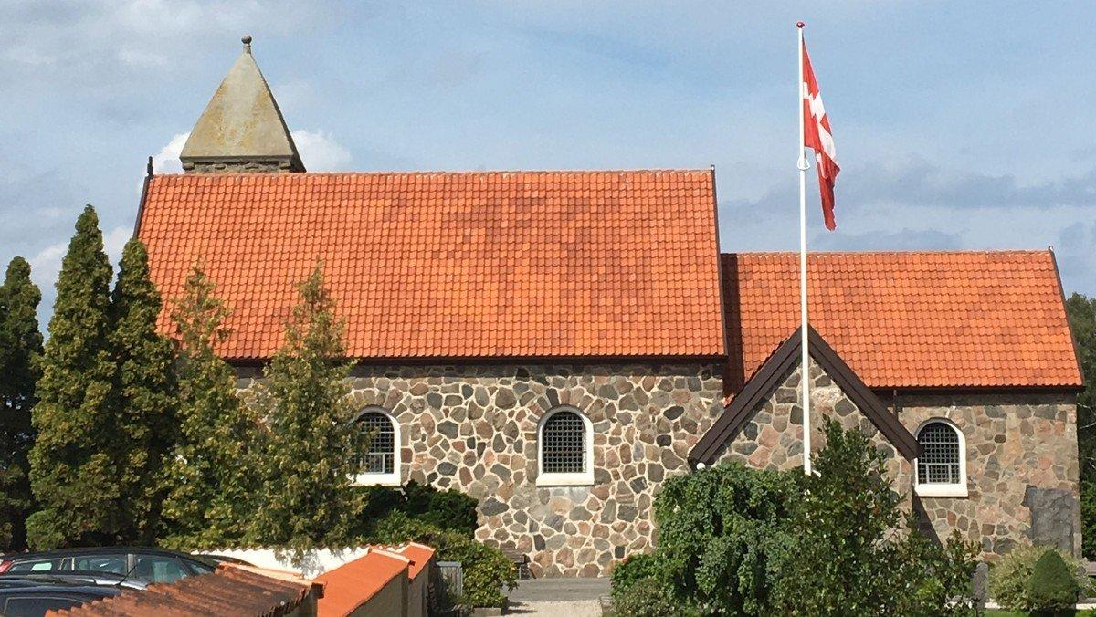 Gudstjeneste i Lynæs Kirke - Trinitatis søndag - Joh. 3, 1-15