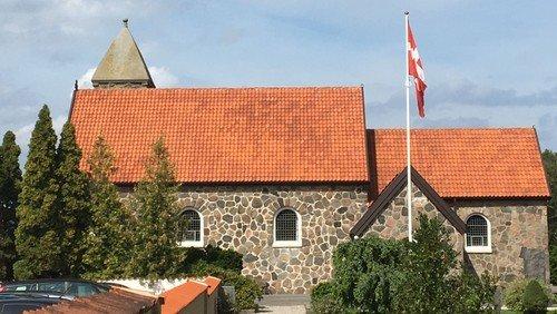 Gudstjeneste i Lynæs Kirke ved Karen Schroll-Fleischer, Trinitatis søndag Johannesevangeliet kapitel 3, vers 1-15