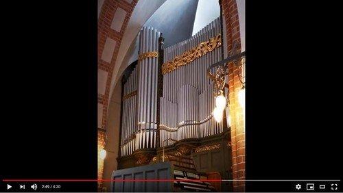 Orgelband DIGITAL in Eichwalde: Die einzigartige Parabrahm-Orgel