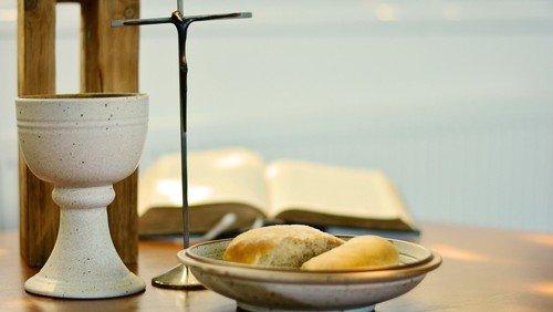Abendmahlsgottesdienst mit Pastorin Nicola Nehmzow