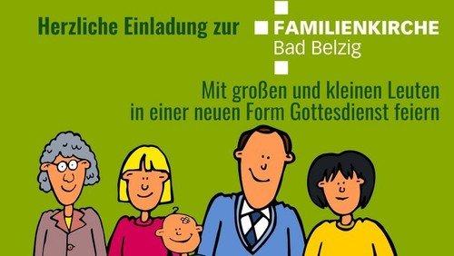 Gottesdienst: Familienkirche