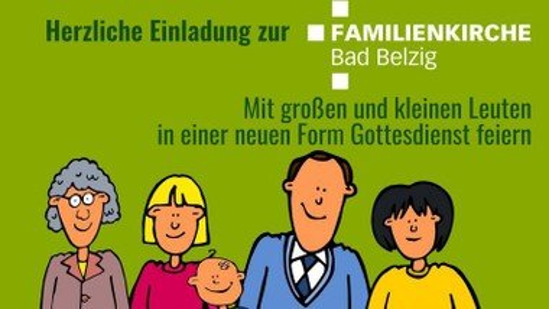 Gottesdienst: Familienkirche zum neuen Schuljahr
