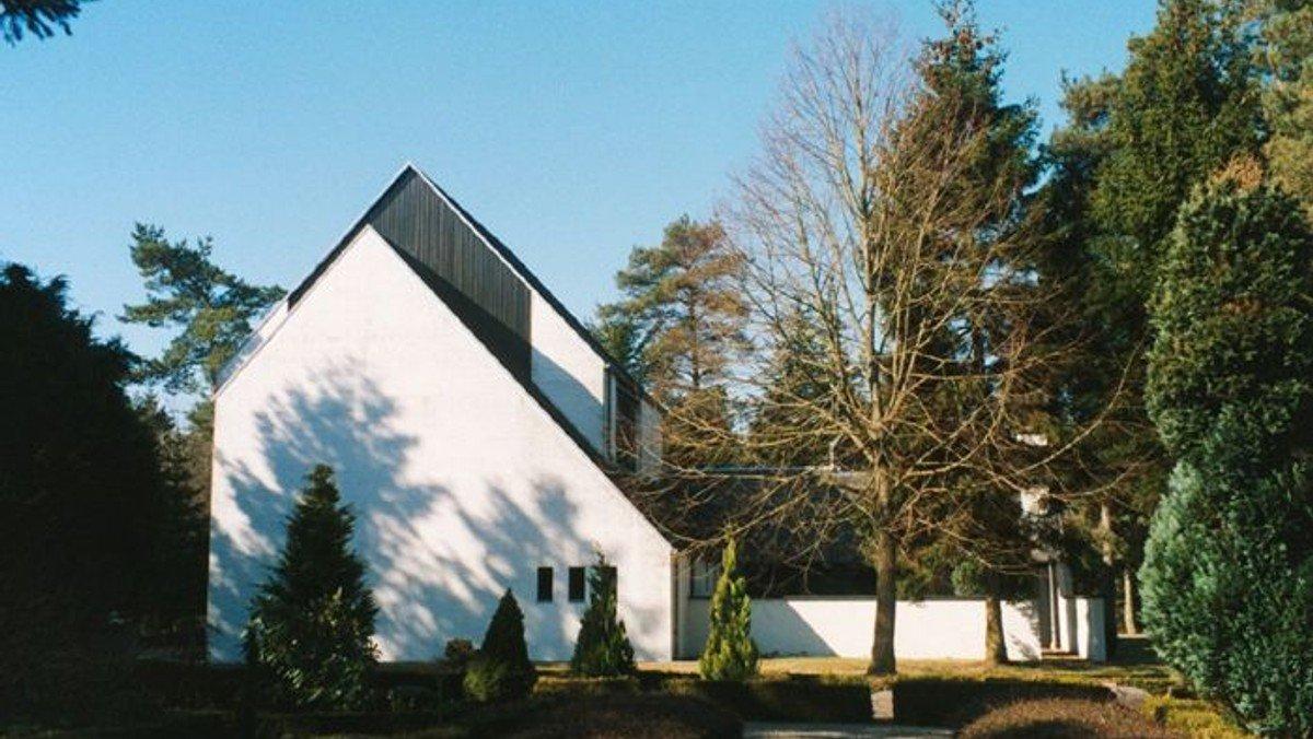 Påskedag gudstjenste i Dokkedal kirke