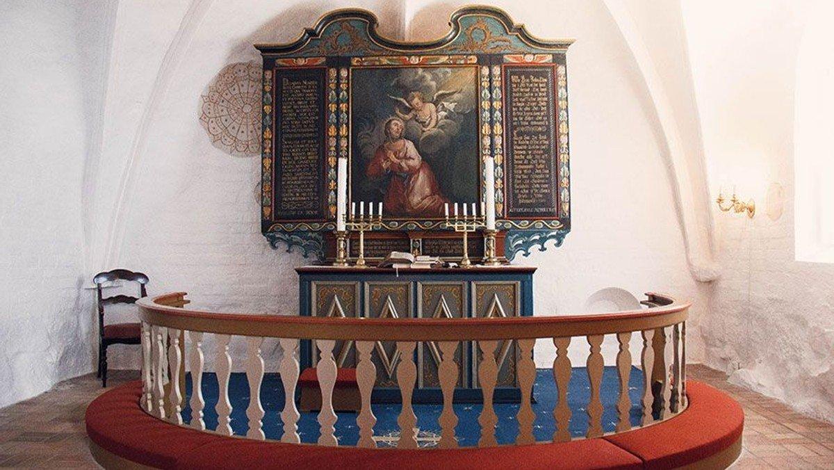 Gudstjeneste Storvorde Kirke