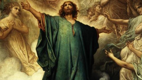 Højmesse - Kristi himmelfartsdag