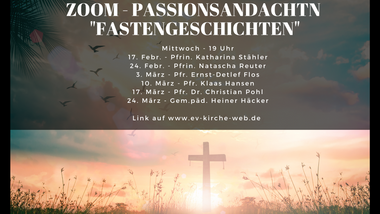 ZOOM Passionsandacht