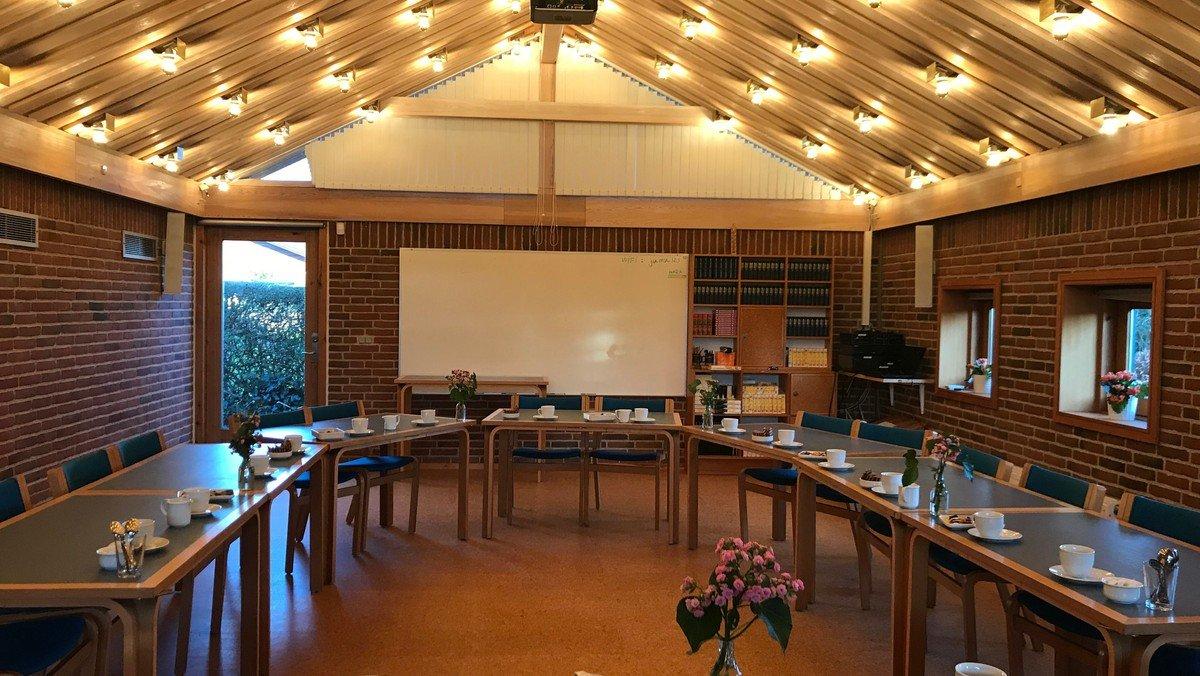 Menighedsrådsmøde - Fysisk møde