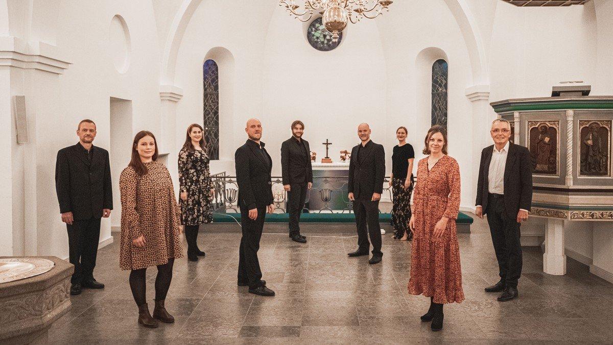 Koncert med Vejgaard Kirkes Koncertkor