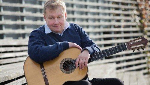 Musikgudstjeneste Langfredag -  medvirkende Leif Hesselberg/ klassisk guitarist
