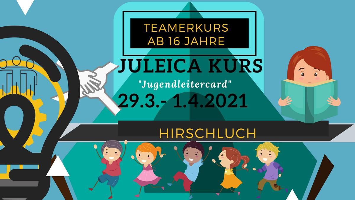 Juleica in Hirschluch
