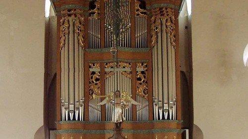 Leichlinger Orgelsommer: Klarinette und Orgel