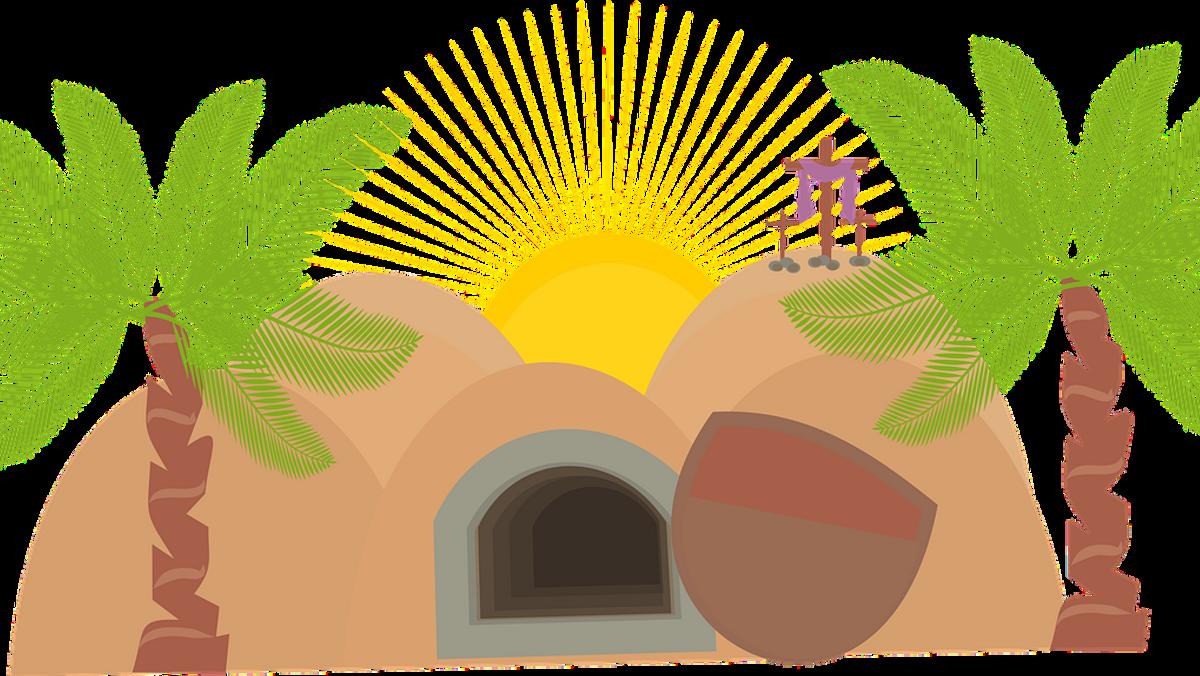 Påskegudstjeneste, Lyngs Kirke