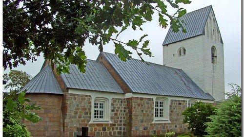 Solnedgangsgudstjeneste, Søndbjerg Kirke