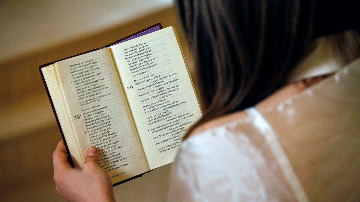 Konfirmation i Vorning Kirke