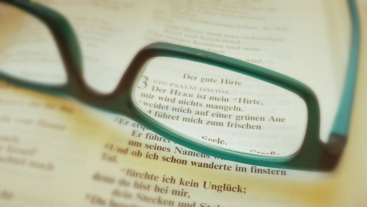 """""""Starke Gefühle"""". Bibelgesprächsabende zu ausgewählten Psalmen der Bibel (als Videokonferenz)"""