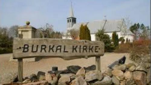 Tysk gudstjeneste Burkal Kirke